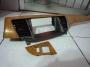 Верхняя панель под монитор + рамка 2 DIN Lancer 9