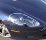 Aston Martin DB9 Хром на передние фары