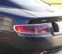 Aston Martin DB9 Хром на задние фонари
