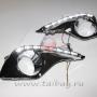 DRL Лампы дневного света Toyota Highlander 2011 Type 1