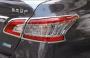 Nissan Sentra комплект хром накладок