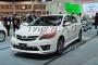 Обвес Toyota Corolla Вариант 3