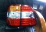 Диодные LED фонари  Land Cruiser 100