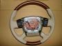 Руль с деревянными вставками Nissan Teana J31