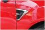 Накладки на крылья Ford Fiesta