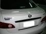 Спойлер Вариант 1  Nissan Almera