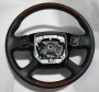 Руль с деревянными вставками Nissan Teana J31 Б/У
