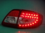 Задние диодные  Red LED фонари Corolla дорестайлинг
