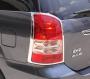 Хром на задние фонари Toyota Wish