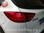 Задние диодные LED фонари Mazda CX-5 BMW Style