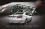 Хром молдинги дверей v1 Toyota Camry V55 Рестайлинг
