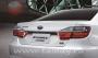 Молдинг Крышки багажника светлый Toyota  Camry V55 Рестайлинг