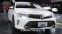 Молдинг капота светлый Toyota  Camry V55 Рестайлинг